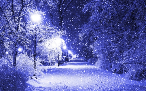 wallpaper-festival-of-lights-snowfall